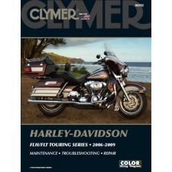 MANUAL REPARACION HARLEY DAVIDSON FLH/FLT TOURING 06-09