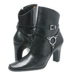BOTAS PIEL MUJER CHOPPER (OUTLET)