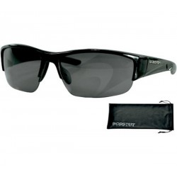 GAFAS BOBSTER STREET BLACK BRILLO AHUMADAS