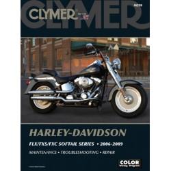 MANUAL REPARACION HARLEY DAVIDSON FLX/FXS/FXC SOFTAIL 06-09