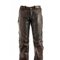 PANTALON PIEL ALEX ORIGINALS 502 REBEL WAXY