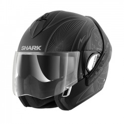 CASCO INTEGRAL SHARK EVOLINE 3 MEZKAL MAT