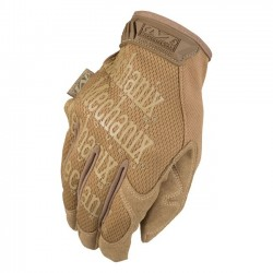GLOVES MECHANIX ORIGINAL COYOTE