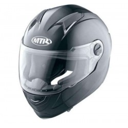 HELMET INTEGRAL MT R S-5 BLACK GLOSS