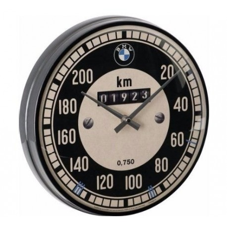 Reloj De Pared Bmw Spaciobiker