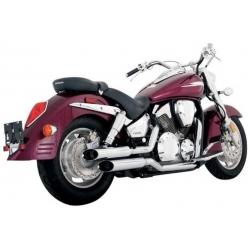 ESCAPE VANCE & HINES HONDA VTX1300R/C/S 03-07 CRUZERS