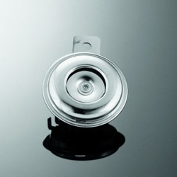 BOCINA HORN CHROME 65MM