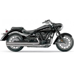 ESCAPE YAMAHA XVS1900 MIDNIGHT 06-10 COBRA SPEEDSTER LONGS