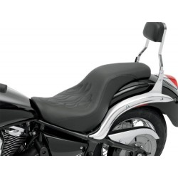 ASIENTO LLAMAS 3-D HONDA VTX1300C 04-09