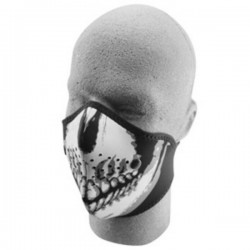 MASCARA NEOPRENO SKULL FACE