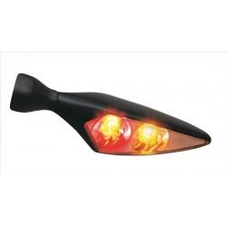 INTERMITENTE LED MICRO DF ROMBO BLACK