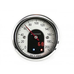 TINY motoscope speedo 49MM CHROME