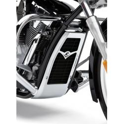 Radiator cover COBRA CHROME HONDA VT1300CR / CS / CT 10-12