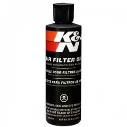 OIL K & N AIR FILTERS FOR 237 ML.