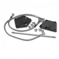 FORWARD CONTROL EXTENSION HARLEY TWIN CAM 88 / FX SOFTAIL 00-06