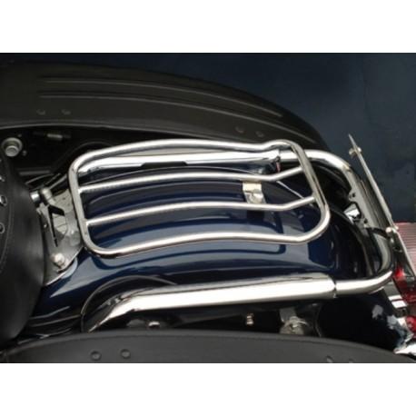 Parrilla Equipaje para Harley Davidson Street Glide 06-08 cromo