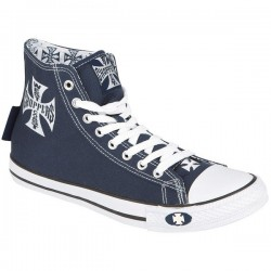 NAVY SHOES Shoes WCC WARRIORS