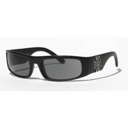 WEST COAST CROSS GLASSES SMOKE Chopers