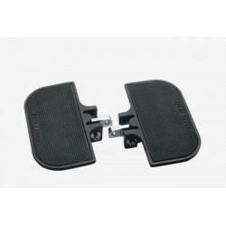 EASE MINI TOUR PLATFORMS BLACK HARLEY DAVIDSON FXR / SOFTAIL (OUTLET)