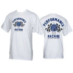 CAMISETA PERFORMANCE MACHINE PM RACING