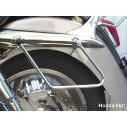 SADDLEBAGS HONDA SHADOW SUPPORT VT750C