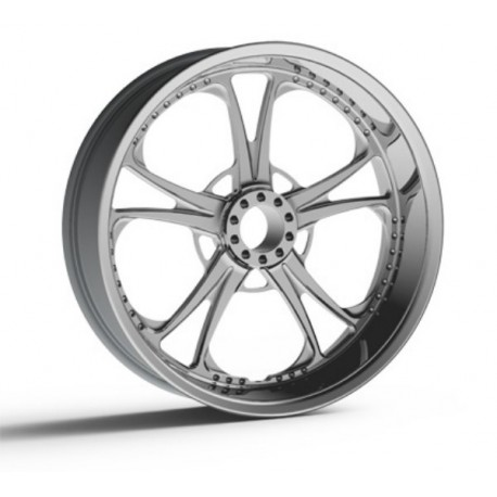 "REVTECH TIRE SOLID T-5 18 ""x 3.50"""
