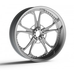 "REVTECH TIRE SOLID T-5 18 ""X 8.50"""