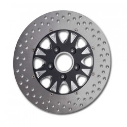 SINISTER BRAKE DISC HARLEY TOURING MIDNIGHT 2 pcs 08-13