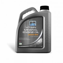 V-TWIN ENGINE OIL 20W50 MOTOR Belray / 4 LITRE