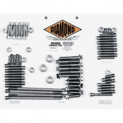 12-POINT SCREWS KIT HARLEY DAVIDSON SOFTAIL 92-99