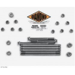 SCREW KIT CARTER 12 points HARLEY DAVIDSON SOFTAIL 00-06