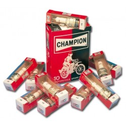 BUJIA CHAMPION COPPER PLUS HARLEY BIG TWINS 48-74 1200CC