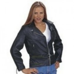 DREAM LADY LEATHER LEATHER JACKET