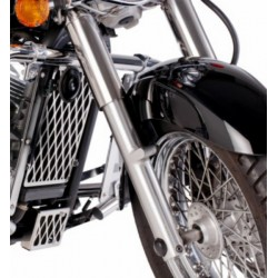 Radiator cover CHROME SUZUKI INTRUDER C800 05-13