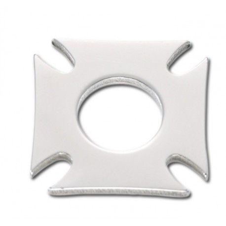 STAINLESS STEEL IRON CROSS WASHER 1/2 ""