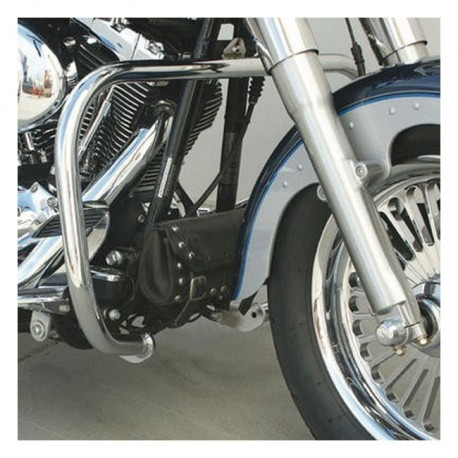 DEFENSA MOTOR 32MM. CROMADA HARLEY FXDS/X,FXDWG 93-05