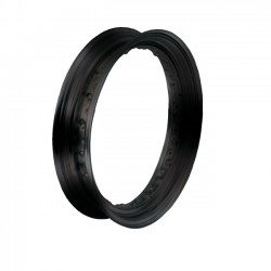 UNIVERSAL TIRE BLACK RING 2.15 X 18 X 40 RADIOS