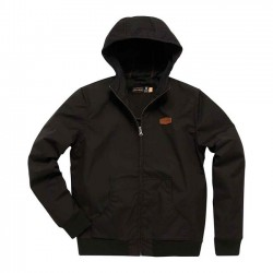 CHAQUETA JESSE JAMES INDUSTRY STORM BLACK