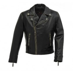 ALEX ORIGINALS LEATHER JACKET DAYTONA
