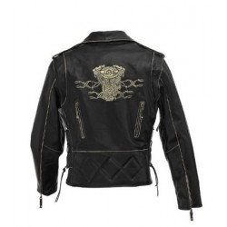 ALEX ROMAN ORIGINALS LEATHER JACKET