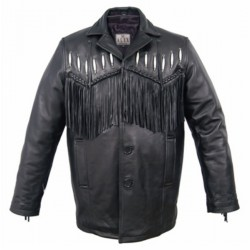 ALEX ORIGINALS LEATHER JACKET FBW9