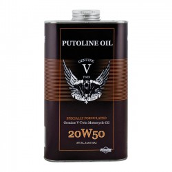 SYNTHETIC ENGINE OIL 20W50 Putoline HARLEY DAVIDSON