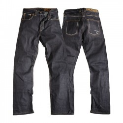 RAW JEANS DARK BLUE ORIGINAL Rokker
