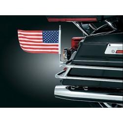 "BANNER SUPPORT 1/2 ""+ US FLAG"