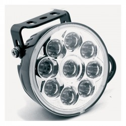 "AUXILIARY LIGHT LED 4 ""Spotlamp BLACK"