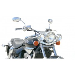 AUXILIARY LIGHTS SUPPORT VENOX KYMCO 250