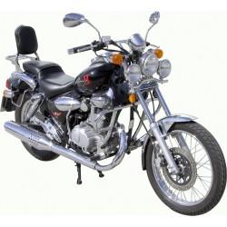 25MM MOTOR DEFENSE KYMCO 125 ZING II