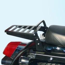 BLACK GRILL rack topcases LEONART RAPTOR 125/250
