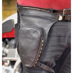 REVOLVER CLASSIC LEATHER BAG PERNERA