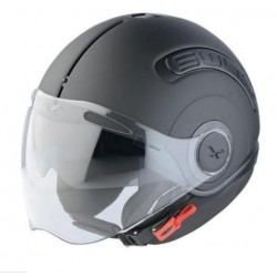 CASCO JET NEXX SWITX MATT BLACK